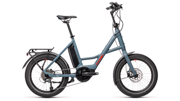 Cube Compact Hybrid Sport blue«n«red