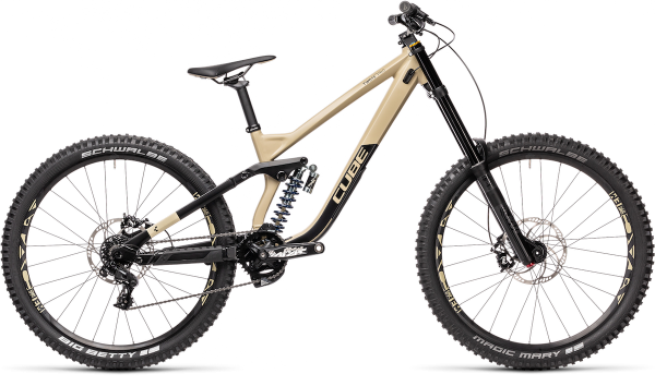 Cube 2022 TWO15 Pro 27.5 sand´n´black