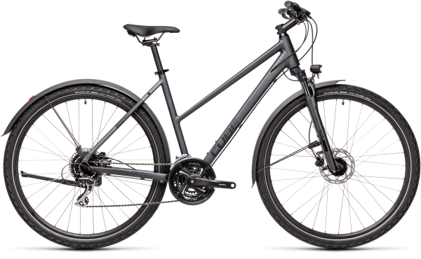 Cube Nature Allroad iridium«n«black