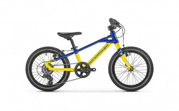 Mondraker LEADER 16 2021 yellow - deep blue
