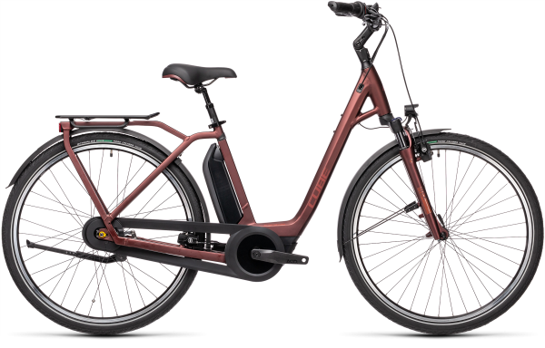 Cube Town RT Hybrid Pro 500 red«n«red