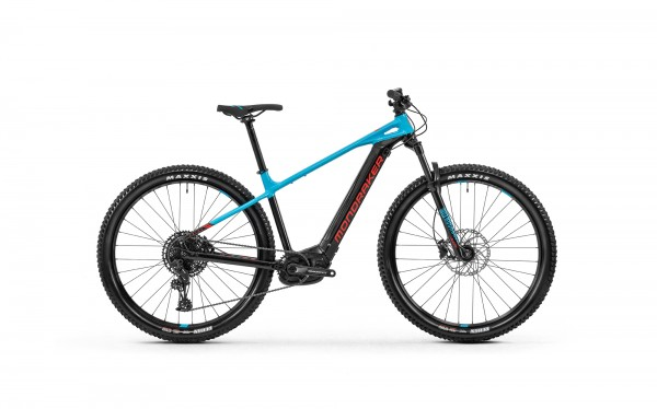 Mondraker Prime 29 2020 Blackblue Black - Light Blue - Flame Red