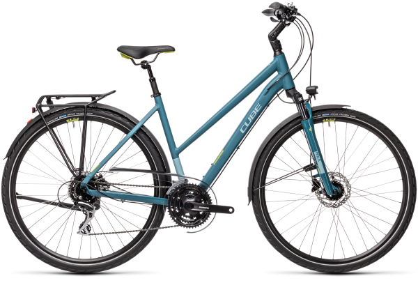 Cube Touring ONE blue«n«greyblue