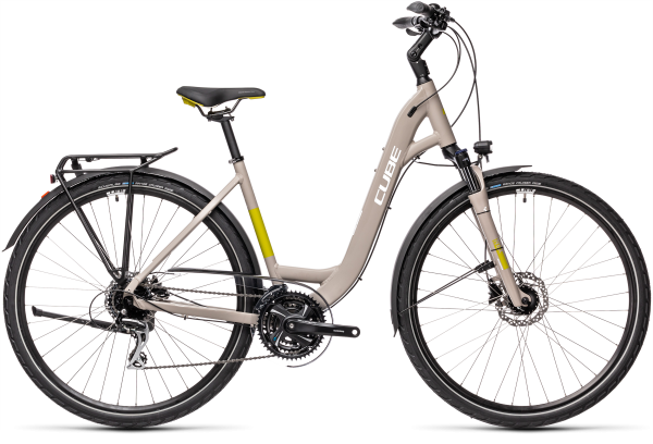Cube Touring Pro grey«n«green