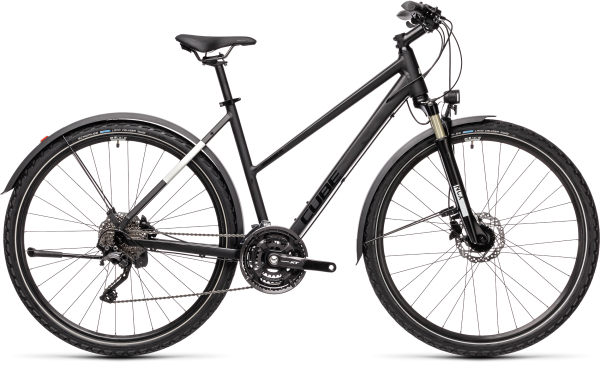 Cube Nature EXC Allroad black«n«grey