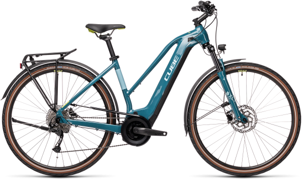 Cube Touring Hybrid ONE 500 blue«n«green