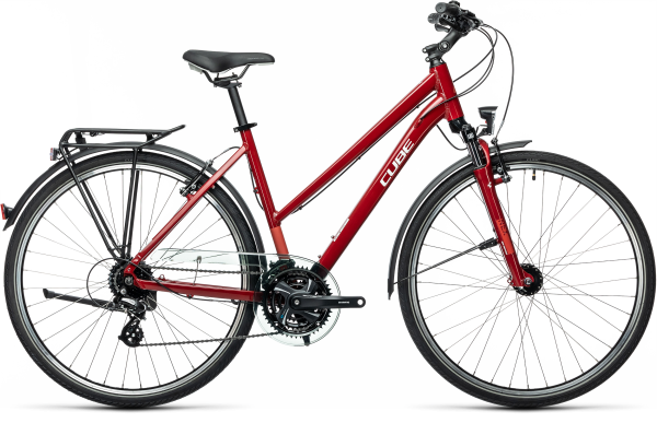 Cube Touring darkred«n«grey